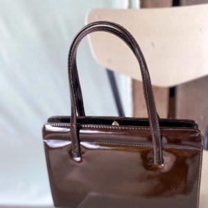 Chocolate Brownie Brown Bag