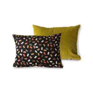 PRINTED / RIB CUSHION FLAKES