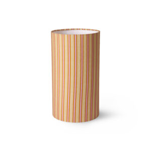 PRINTED CYLINDER SHADE STRIPES pre-order 15-05