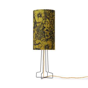 PRINTED CYLINDER LAMP SHADE FLORAL PRE-ORDER 15-6